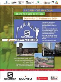 Salomon City Trail Milano 21 Settembre 2014